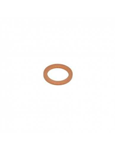 Copper gasket 25x18x2.2mm