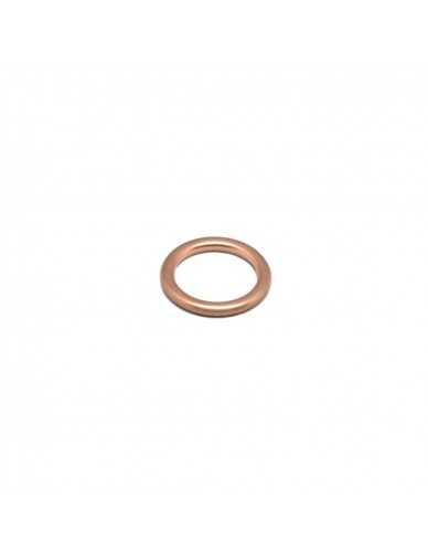 Crushable copper washer 22x16.5x2.2mm