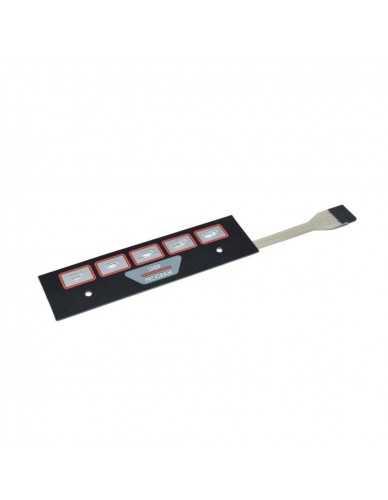 Faema E98/A restyling touchpanel