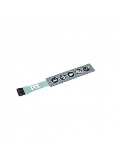 Carimali 5 button touchpanel for Eco