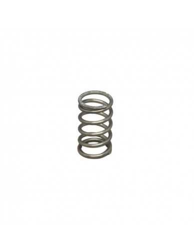 Valve spring for steam and water valve