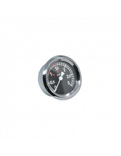 Boiler manometer dia 52 0 - 3 bar