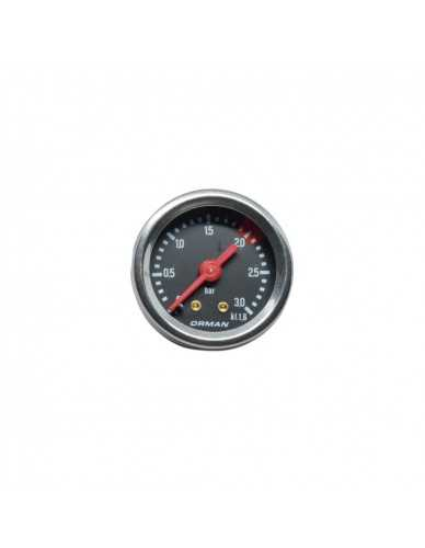 Gaggia boiler manometer 0 - 3 bar ELE 80