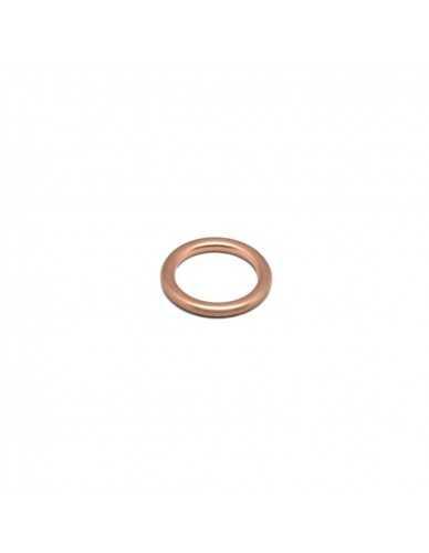 """Rondelle en cuivre écrasable 22,8x17x3mm 3/8 """""""