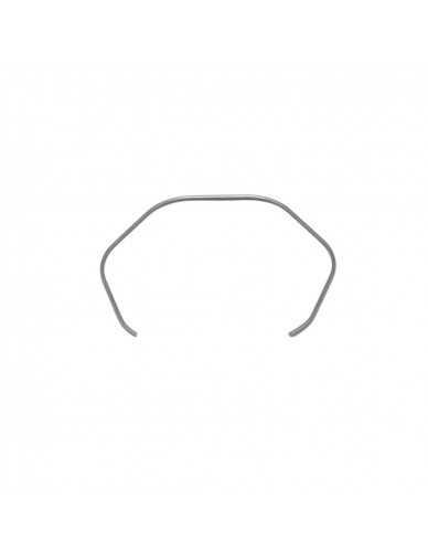 Filterbasket spring 1,2mm 5 sides straight