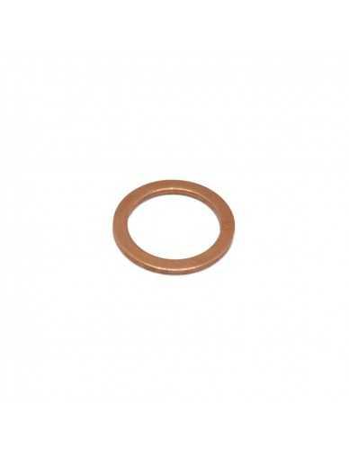 Copper gasket 22x17x1.5mm