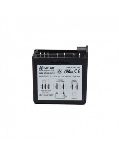 Gicar level unit RL30/1E/2C/F 115V