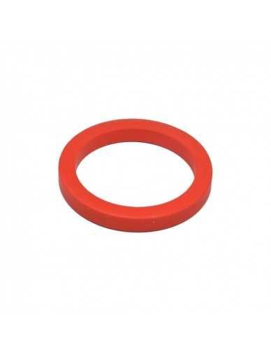 Portafilter gasket 73x57x9mm red silicone
