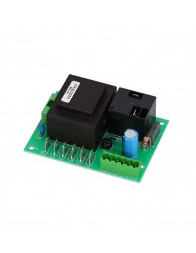 Mazzer double timer electronic board 220-240V