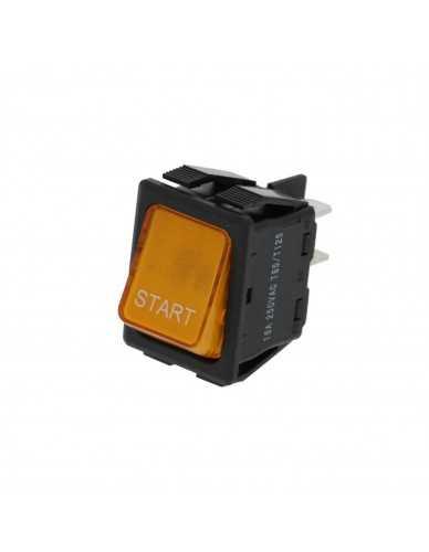 Rancilio orange bipolar schalter 16A 250V