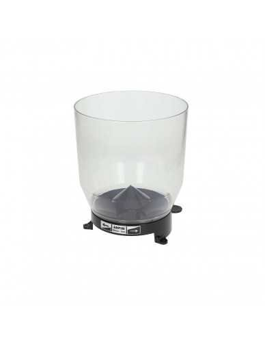Anfim coffee hopper without lid
