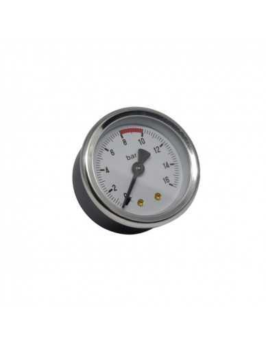 Gaggia ELE pomp manometer 0 - 16 bar