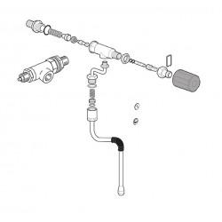 Gaggia stoom/water kraan 02