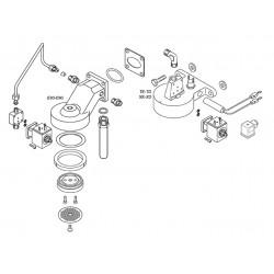 Gaggia E90/D90 TE/TD XE/XD