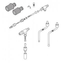 Rancilio Steam/water valve 01