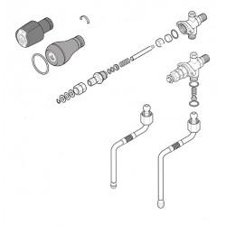 Rancilio Steam/water valve 02