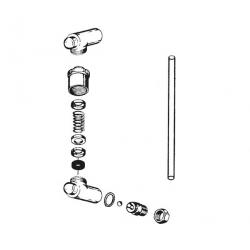 Faema E61 peilglas