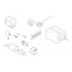 Astoria Perla - Elektrische komponenten