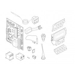 Astoria Plus 4 You - Electrische componenten