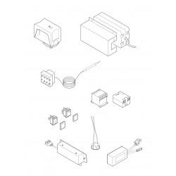 Astoria Sabrina - Electrische componenten