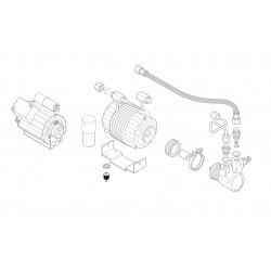 Astoria Plus 4 You - Motor and pump