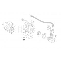 Astoria Plus 4 You - Motor und pumpe
