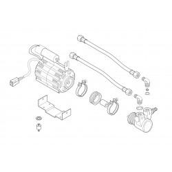 Astoria Pratic - Motor and pump