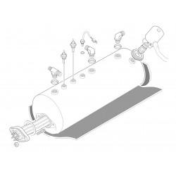 Astoria Plus 4 You - Steam boiler