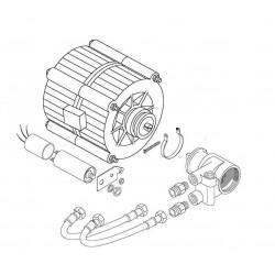Brasilia Century - Motor en pomp