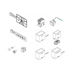 Bezzera B2000 - Elektrische komponenten