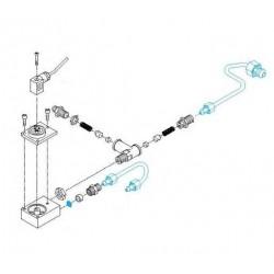 Bezzera B2000 - Hydraulik