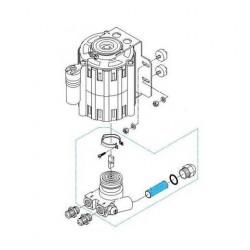 Bezzera B2000 - Motor und pumpe