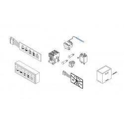 Bezzera B3000 - Electrische componenten