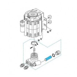 Bezzera B3000 - Motor und pumpe