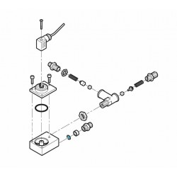 Bezzera B4000 - Hydraulik