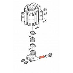 Bezzera B4000 - Motor und pumpe