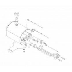 Bezzera B2009 - Boiler