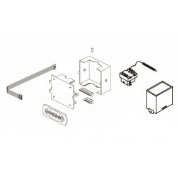 Bezzera B6000 - Elektrische komponenten