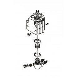 Bezzera B6000 - Motor und pumpe