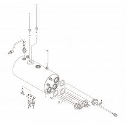 Bezzera BZ40 - Boiler