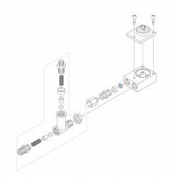 Bezzera BZ40 - Hydraulica