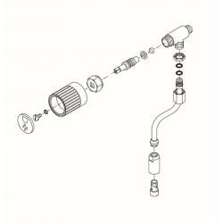 Bezzera BZ40 - Water valve
