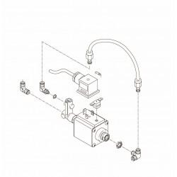 Bezzera BZ99 - Motor and pump