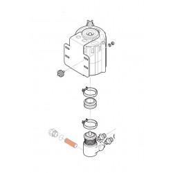 Bezzera Ellisse - Motor und pumpe